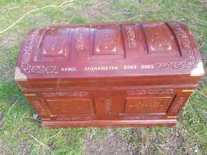 Wooden tack box ( price reduction)