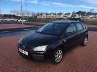 FORD FOCUS 1.6 LX (05) MOT MAY , WARRANTY, EXCELLENT CONDITION £1495