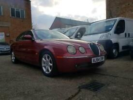 2005 54 Jaguar S Type Diesel - Sat Nav, Leather Seats and 3 Month Warranty