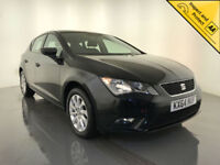 2014 SEAT LEON SE TSI 5 DOOR HATCHBACK TOUCH-SCREEN DIGITAL DISPLAY FINANCE P/X