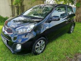 Kia Picanto 1.0 2014 VR7 2 owners from new service history