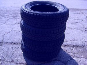 4   WINTER CLAW EXTREME GRIP  P175/70R14in. TIRES