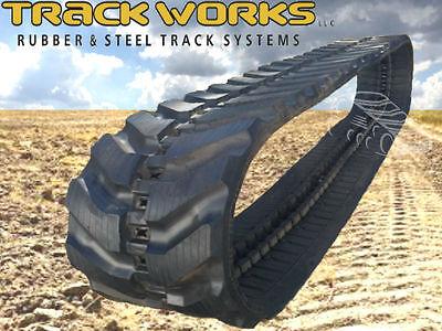 Kobelco Sk27sr-3 Single Rubber Track - 300x52.5x80 Mini Excavator