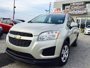 2014 Chevrolet Trax LS ( Turbo 1.4 L) SUV,Crossover Only24,747KM