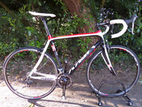 Carbon Road Racing Bike Mekk 2G Poggio P20 56cm Shimano 105 10-speed