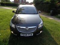 2010 Vauxhall Insignia 2.0CDTi 16v (160ps) Elite LEATHER+CAMBELT+160BHP+NEW MOT
