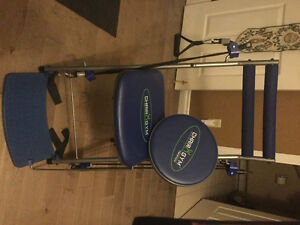 Chair gym with twister seat pad (reduced)