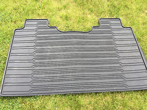 Ford F-150 all weather rubber floor mats