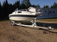1989 Sunray 24 Ft Boat- Reduced FROM $8000! Must GO TODAY!