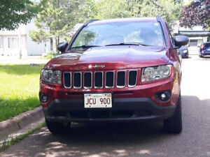 2012 JEEP COMPASS FOR SALE $9200 LOW KMS