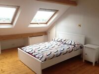 Huge ensuite double room for female in cosy house