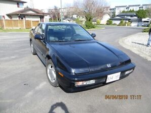 Rare collector 1991 Honda Prelude (SE) Special Edition car