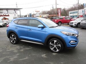 2017 Hyundai TUCSON SE 1.6 Turbo Leather Roof Camera