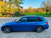 2015 BMW 3 Series 320d xDrive M Sport 5dr Step Auto [Business Media] ESTATE Dies