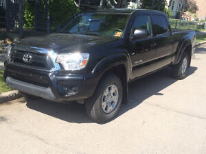 2014 Toyota Tacoma Double Cab V6 4x4 SR5 Power Package