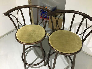 Breakfast chairs