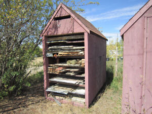 Materials Shed