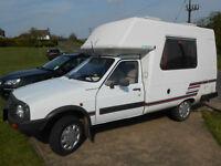 Romahome Hytop Camper Van. DEPOSIT TAKEN