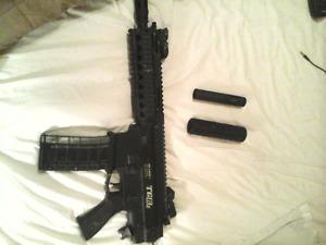 Paintball gun tgr2 used few times