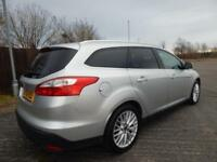 Ford Focus 1.6 Zetec Estate
