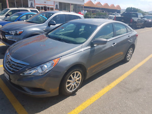 2012 Hyundai Sonata GL. New engine at 72,000 kms!