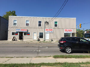 Retail and Office spaces for lease