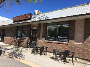 Cheese & Fine Foods Store and 20 Seat Licensed Bistro in Golden
