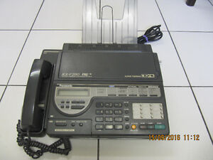 VintageClassicPanasonic KX-F280 Industrial Fax+ With Box Cir1994
