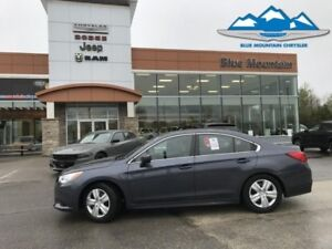 2015 Subaru Legacy 2.5i  ACCIDENT FREE, AWD, HEATED SEATS, BLUET
