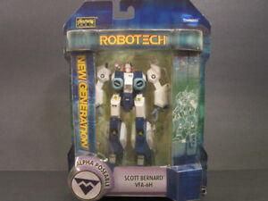 Robotech New Generation Scott Bernard VFA-6H Alpha Possible