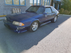 1988 Ford Mustang GT T-Top 5 SPEED MANUAL $3500