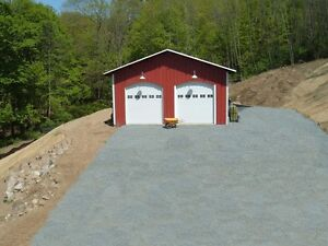 STEEL BUILDINGS & FOUNDATIONS COMPLETE D.I.Y PACKAGES London Ontario image 5