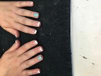 Entity nail technician