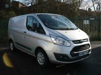 2016 Ford Transit Custom 2.0 TDCi 105ps Trend Short Wheelbase L1H1 Low Roof Van