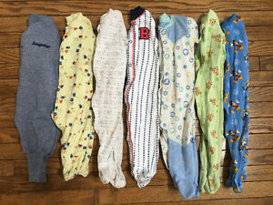 Boys 12m Pajamas/sleepers London Ontario image 4