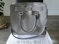 Michael Kors Hamilton handbag, purse, bag, sac a main, saccoche