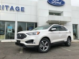 Ford Edge Sel  Ecoboost Adaptive Cruise Control Voice