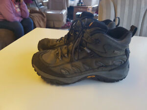 MERRELL CONTINUUM WATERPROOF HIKERS