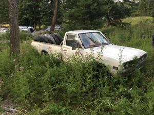 Wanted Datsun 620- Any conditions considered