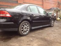 Breaking Saab 1.9 Tid for parts