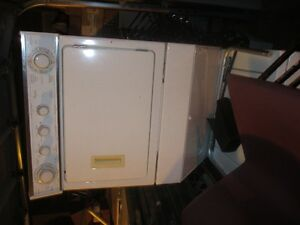 Apartment size Washer Dryer combo