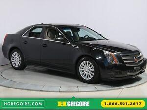 2011 Cadillac CTS Leather AWD AUTO CUIR TOIT PANO MAGS BLUETOOTH