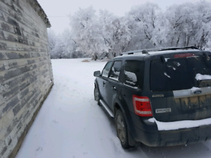 Ford Escape XLT LIMITED 2009