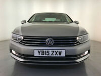 2014 VOLKSWAGEN PASSAT SE BUSINESS TDI BLUEMOTION 1 OWNER SERVICE HISTORY