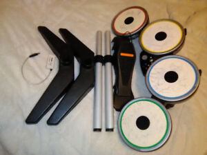 Rock Band Controllers Peripherals