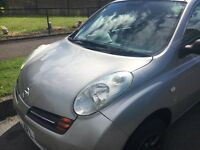 52 Plate Silver Nissan Micra S £600 (Ono)