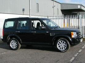 Land Rover Discovery 3 2.7TD V6 Automatic 2009MY XS 7 Seat