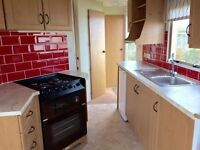 STATIC CARAVAN , HOLIDAY HOME ,SITED ON CRIMDON DENE HOLIDAY PARK , NORTH EAST COAST , 12 MONTH