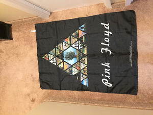 Pink Floyd Tapestry / Flag / Textile Poster