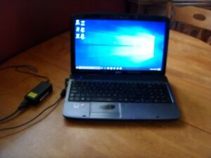 Acer 5536 with HDMI and 640 Gig HDD